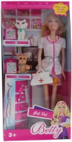 Tootpado Beautifull Doll With A Baby Girl And Fancy Wardrobe - 1c163 - Fun Fashion Holiday Toys For Kids (Pink)