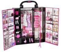 Mattel X5357 Barbie Fashionista Ultimate Closet (Multicolor)