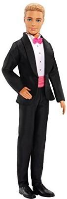 Barbie Dolls & Doll Houses Barbie Fairytale Groom Doll