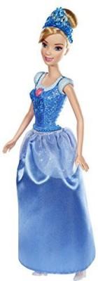 Mattel Dolls & Doll Houses Mattel Disney Princess Sparkling Princess Cinderella