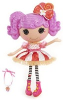 Lalaloopsy Super Silly Party Large Doll- Peanut Big Top (Multicolor)