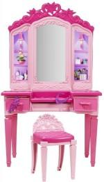 Barbie Dolls & Doll Houses Barbie Princess Power Superhero Vanity Playset