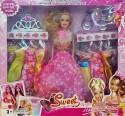 Matrix Educare Pvt. Ltd. Sweet Doll - Multicolor