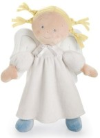 North American Bear Company Little Princess Angel Blonde 16 Inches Doll (Multicolor)