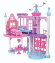 Mattle Mariposa And The Fairy Princess Castle Playset With Mini-Dolls - Multicolor