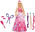 Barbie Cut & Style Feature Princess Doll - Pink