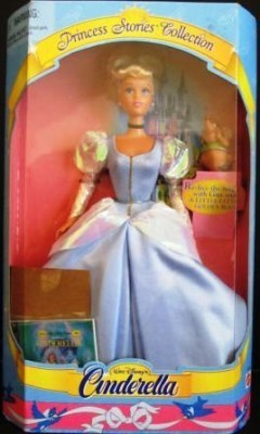 Mattel Dolls & Doll Houses Mattel Princess Stories Collection Cinderella