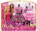 Barbie Floral Garden Party Fashions - Multicolor