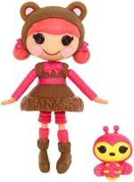 Lalaloopsy Dolls & Doll Houses Lalaloopsy Mini Teddy Honey Pots