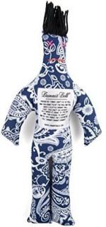 Dammit Dolls Dolls & Doll Houses Dammit Dolls Dammit Classic Dammit Bel Fiore Navy & White Paisleyblack