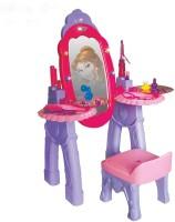 Princess Princess Beauty Mirror Set (Purple)