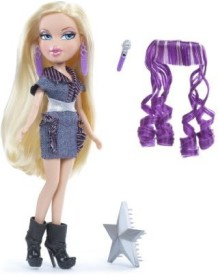 Bratz On The Mic Doll Pack Cloe