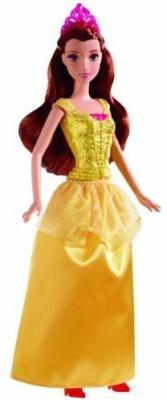 Mattel Disney Princess Sparkling Princess Belle Doll