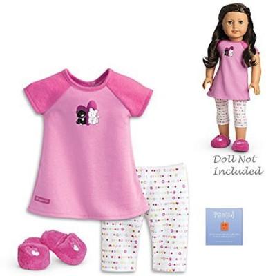 American Girl Dolls & Doll Houses American Girl My Ag I Love Pets Pajamas For+ Charm