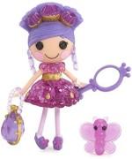 Lalaloopsy Dolls & Doll Houses Lalaloopsy Mini Charms Seven Carat