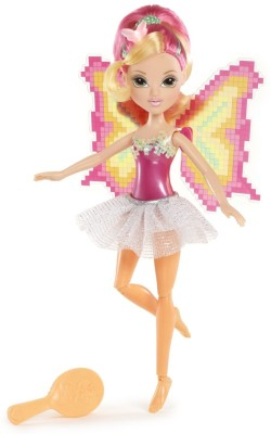 Moxie Girlz Twinkle Bright Fairies Doll Lexa - Multicolor