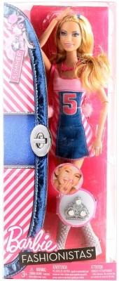 Barbie Dolls & Doll Houses Barbie Fashionista Doll Summer