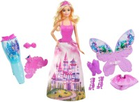 Barbie Mix & Match Fairytale Dress Up (Pink)