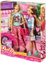 Barbie Stylin Friends And Summer - Multicolor