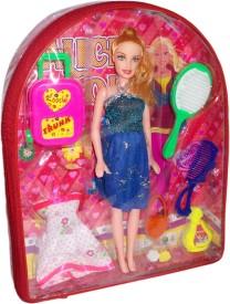 Giffi Allice Doll Blue