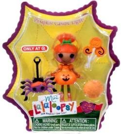 Lalaloopsy Mini Exclusive Pumpkin Candle Light