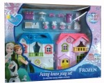others Dolls & Doll Houses others Frozen Doll House