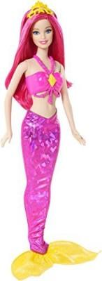 Barbie Dolls & Doll Houses Barbie Fairytale Mermaid