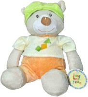 Babysid Collections Teddy Bear Soft Toy With Lullaby Sound - (Imported) 1 Feet (Multicolor)