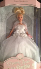 Barbie Dream Bride - Service Merchandise Special Edition - 1996