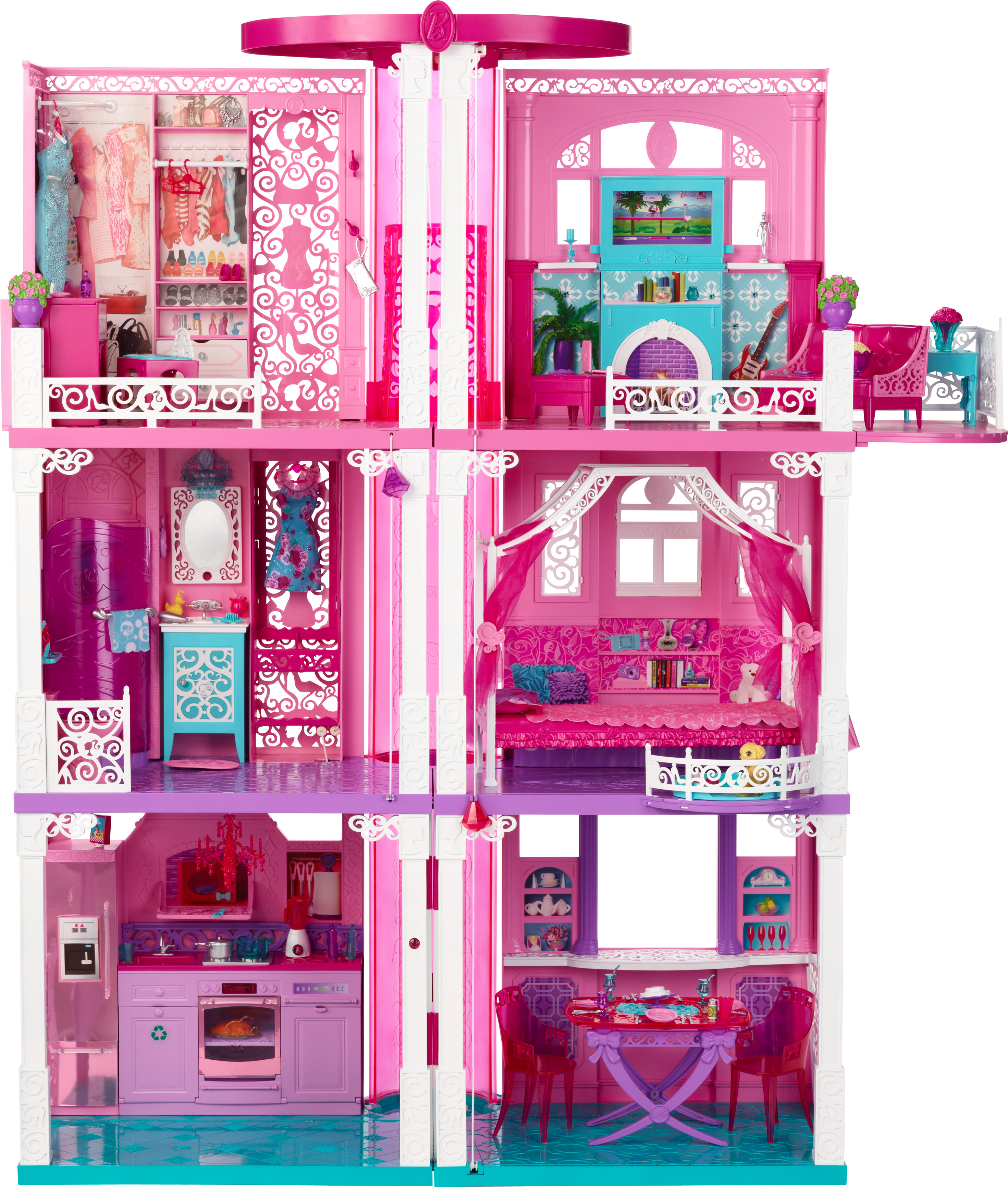 Dream Kitchen Toy: Dream House . Shop For Barbie