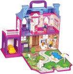 Toyzone Dolls & Doll Houses Toyzone Dream Palace