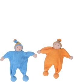Nino Bambino Organic Cotton Doll Set