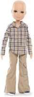 Moxie Girlz Moxie Boyz True Hope Doll - Jaxson (Multicolor)