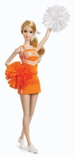 Barbie Dolls & Doll Houses Barbie Collector University Of Tennessee