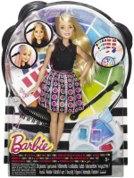 Mattel Dolls & Doll Houses Mattel Barbie Spring Hair Feature Doll