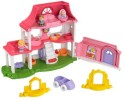Fisher-Price Little People Happy Sounds Home - Multicolor