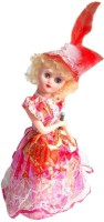 New Pinch Beautiful Pretty Dancing And Singing Doll(Color May Very) (Multicolor)