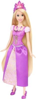 Disney Dolls & Doll Houses Disney Princess Glitter 'N Lights Rapunzel Doll
