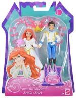 Mattel Dolls & Doll Houses Mattel Disney Princess Fairytale Wedding Ariel