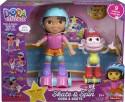 Dora The Explorer Skate & Spin Dora & Boots