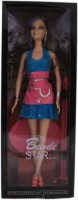 Tootpado Beautiful Beenle Star Girl Doll As Fashion Diva - Blue/Pink - 1c338 - Fun Holiday Toys For Kids (Multicolor)