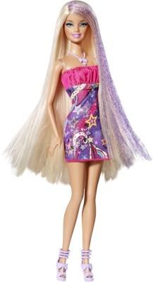 Barbie Long Hair Doll - Blonde Hair - Long Hair Doll - Blonde Hair
