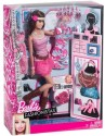 Barbie Fashionistas Doll Ultimate Wardrobe Doll Assortment - Purple, Pink