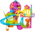 Mattle Wall Party Mall On The Wall Fashion Doll Playset - Multicolor