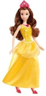 Mattel Dolls & Doll Houses Mattel Disney Princess Sparkling Princess Belle