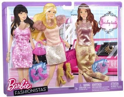 Barbie Fashionistas Barbie Cloths