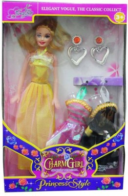 New Pinch Dolls & Doll Houses New Pinch Kelland Charm Doll