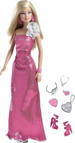 Barbie Dolls & Doll Houses Barbie Evening Gown Doll