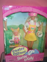 Barbie Dolls & Doll Houses Barbie Easter Egg Hunt & Kelly