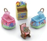 Fisher Price Dolls & Doll Houses Fisher Price Loving Family Dollhouse Nursery